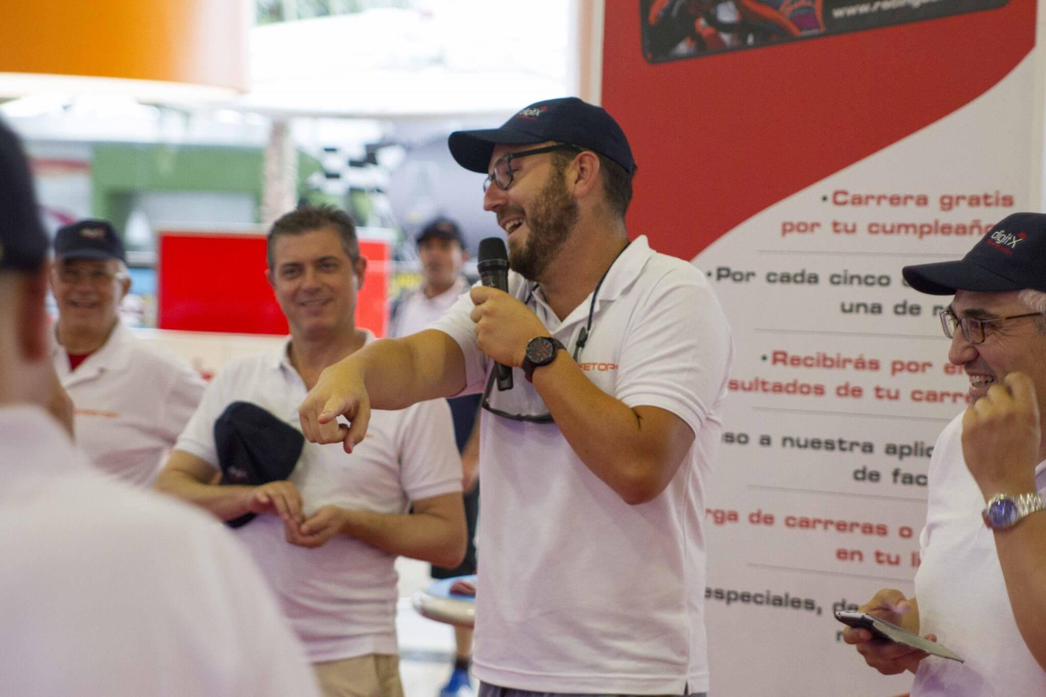 Evento Safetop En Karting Marineda