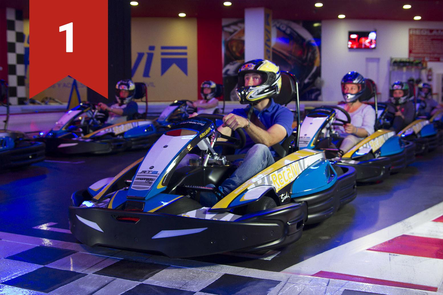 Kart Competición 1 CARRERA