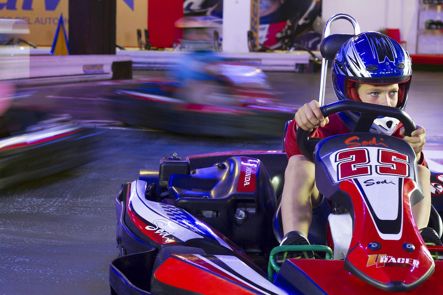 Curso De Conducción De Karts [15/07/2017]