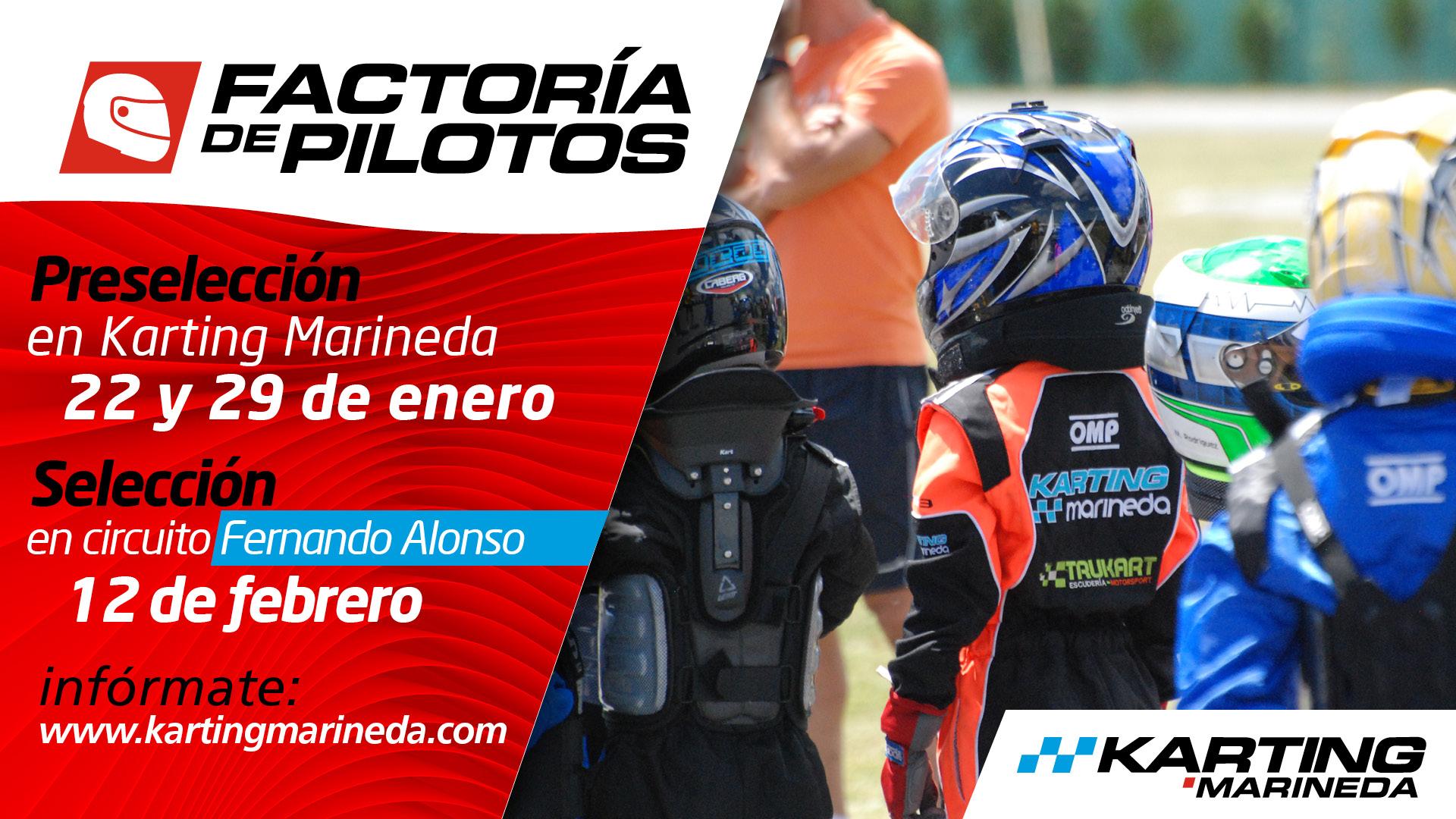 ARRANCA LA 3ª EDICIÓN DE LA FACTORÍA DE PILOTOS