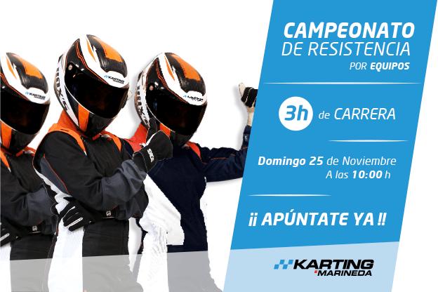 Inscripción Carrera De Resistencia (25/11/2018)