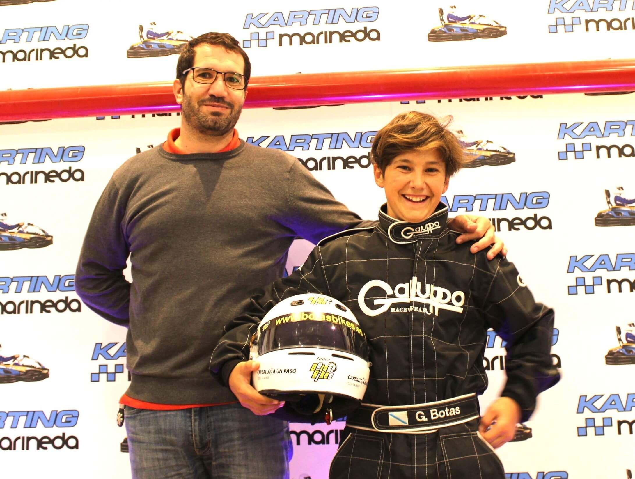 ¿Cómo Vive Las Carreras El Padre De Un Piloto De Karts? Entrevista A Luis González.