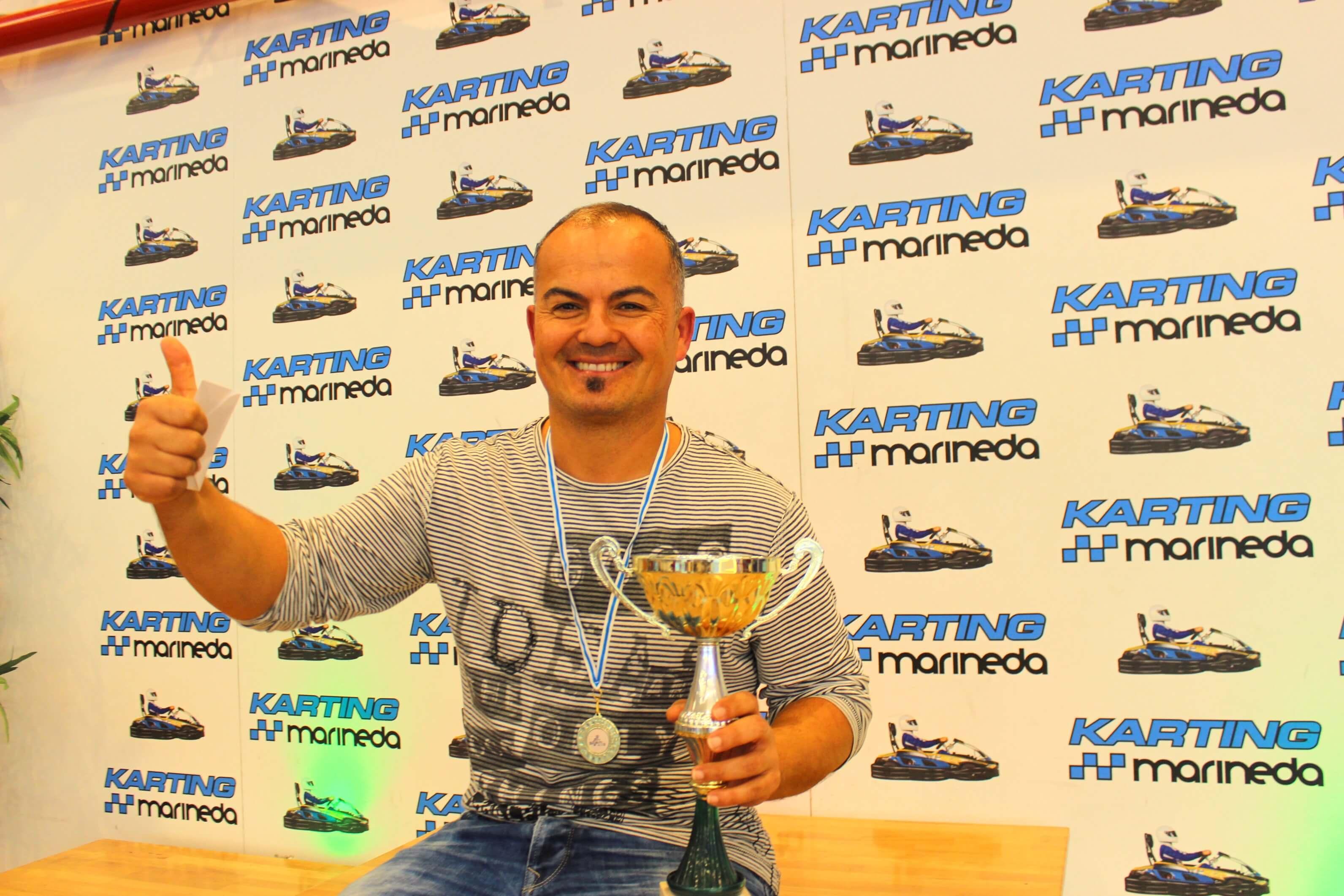 Entrevista a Pablo López- Campeón de campeones 2016-2017