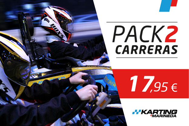 Pack 2 Carreras – Promoción Especial