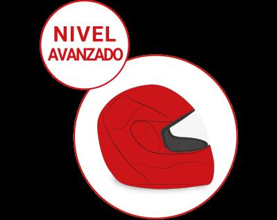 CursoCasco Rojo