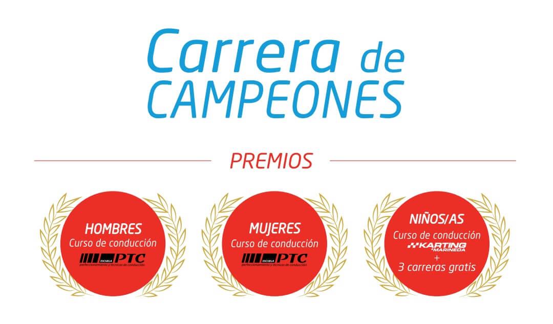 Carrera De Campeones Diciembre 2018