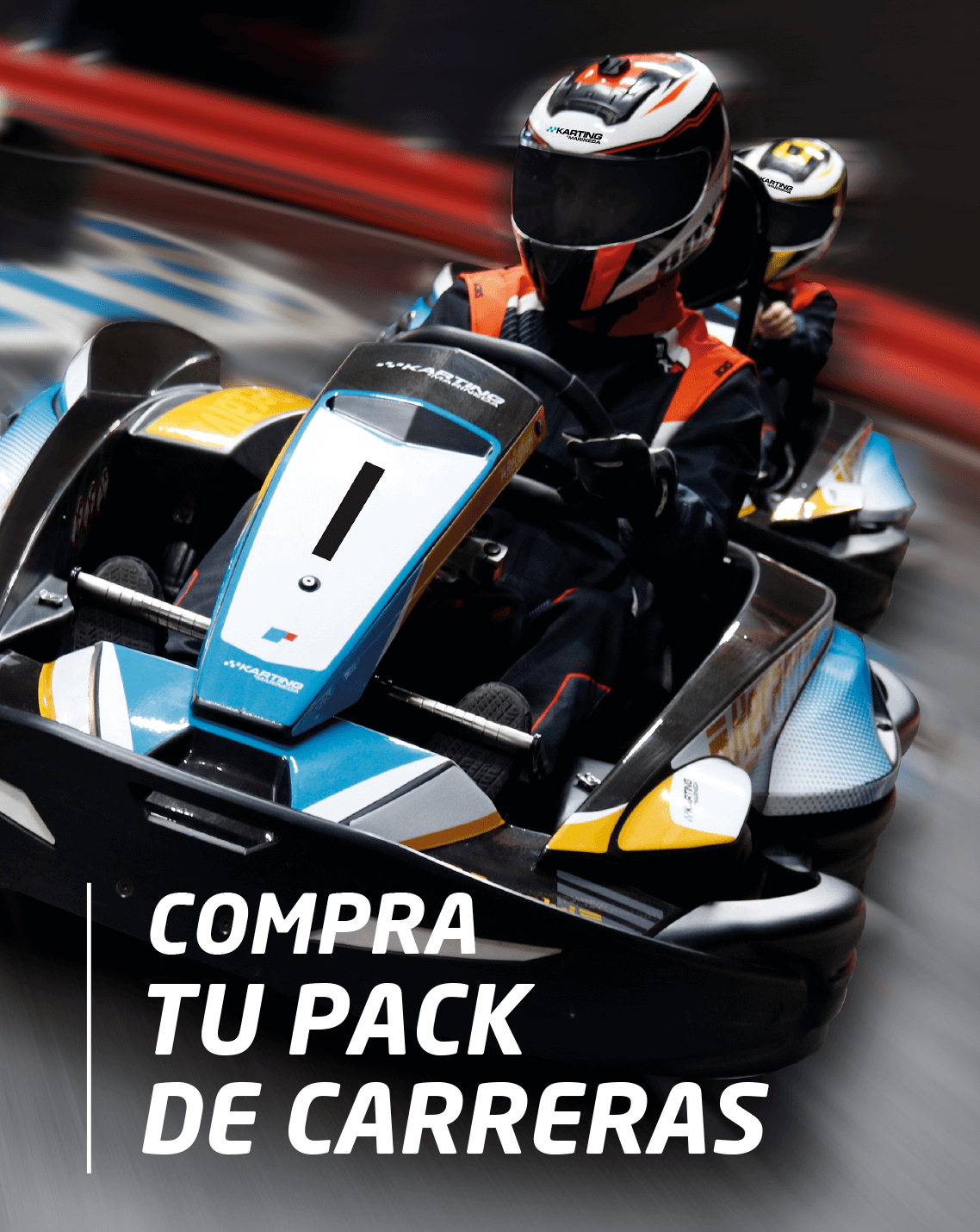 Pack 10 Carreras Por 49,95